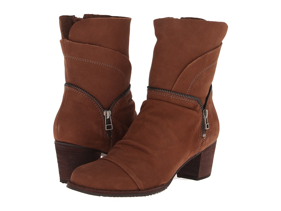 Walking Cradles - Little (Cognac Roughout) Women's Boots