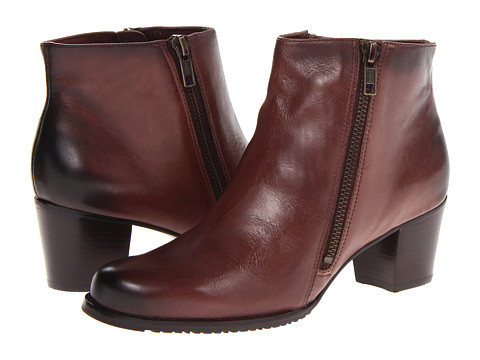 Walking Cradles - Circle 2 (Tobacco Antique Soft Leather) Women's Boots