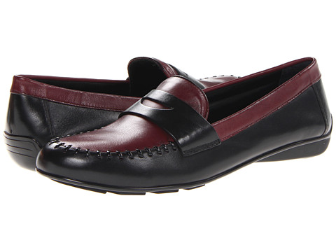 Walking Cradles - Minty (Black/Bordeaux Combo) Women