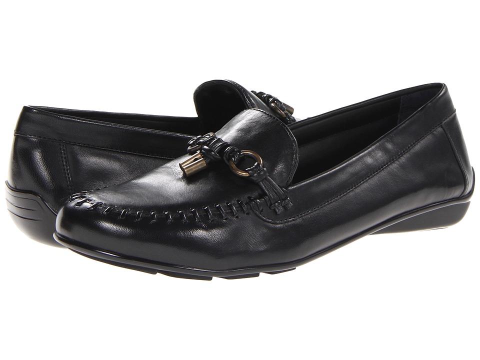 Walking Cradles - Maxi (Black Mestico) Women's Slip on Shoes