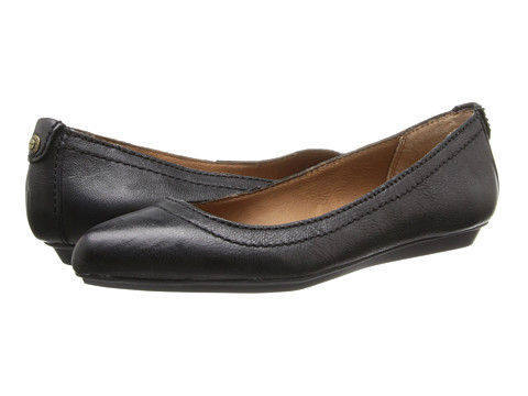 Calvin Klein Jeans - Ciela (Black Leather) Women's Flat Shoes