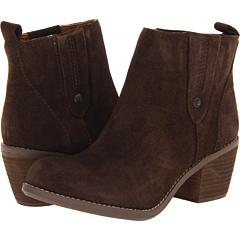 Calvin Klein Jeans Lena (Espresso Suede) Footwear