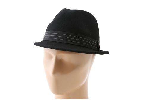 a9064169b19c4 UPC 090625198251 product image for Goorin Brothers Peter Cooper (Black)  Traditional Hats