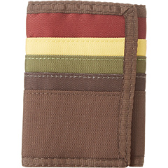 SALE! $10.99 - Save $5 on Skullcandy Rasta Quilted Tri Fold Wallet (2013) (Rasta) Bags and Luggage - 31.27% OFF $15.99