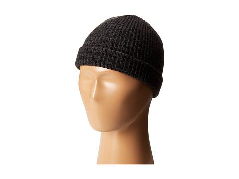 Vans - Mismoedig Beanie (Big Kids) (Black Heather) Beanies
