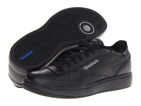 Reebok - Royal Ace (Black/Pure Silver/Rivet Grey/Reebok Royal) Athletic Shoes