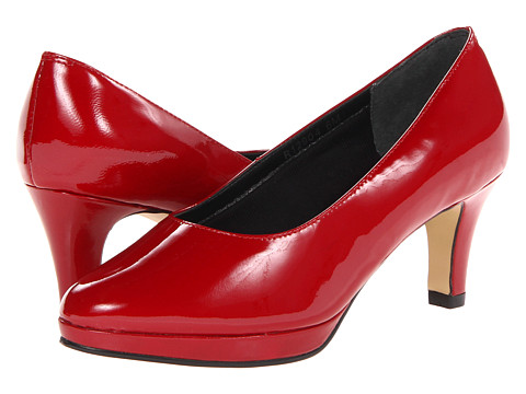 Rose Petals - Pepper (Red Patent) High Heels
