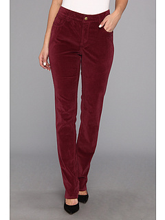 SALE! $69.99 - Save $105 on Christopher Blue Sophia Skinny Geneva Velvet (Oxblood Red) Apparel - 60.01% OFF $175.00