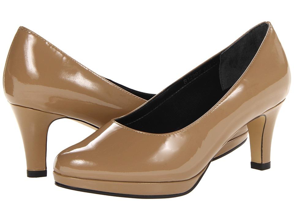 Walking Cradles - Pepper (Nude Patent) High Heels
