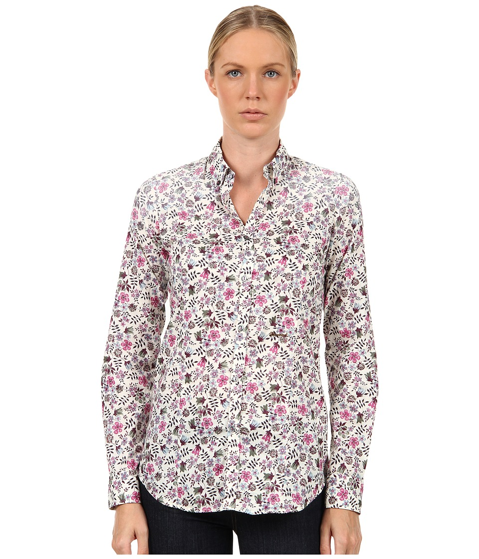 DSQUARED2 - S72DL0330S41958001F Shirt (Flower Print) Women's Clothing