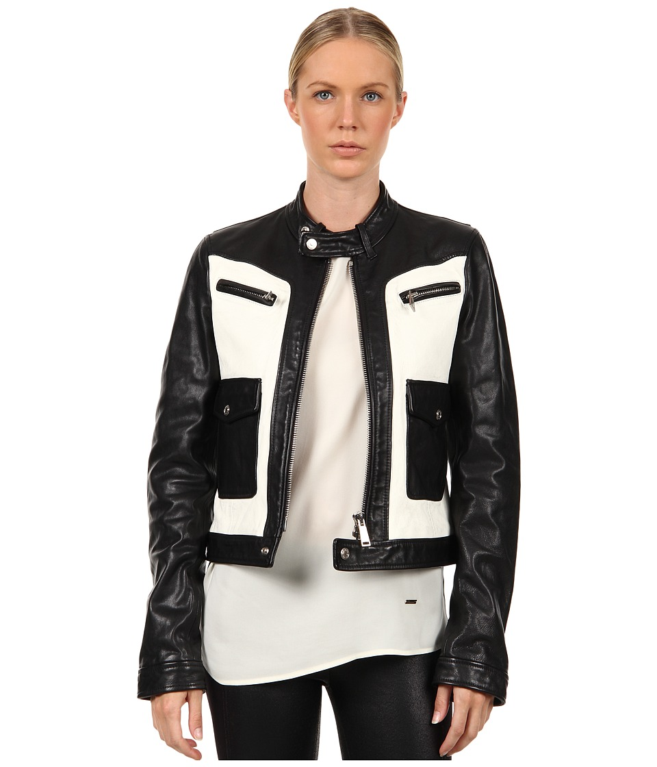 DSQUARED2 - S72AM0331SX7818961 Sports Jacket (White) Women's Clothing