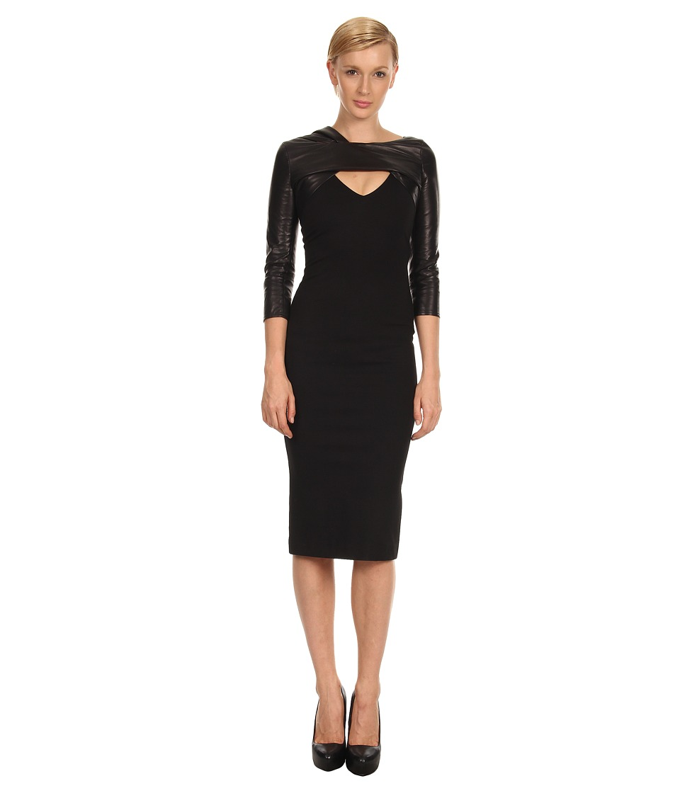 DSQUARED2 S72CT0881S22090900 Dress (Black) Women