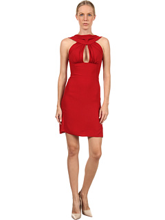 SALE! $326.99 - Save $761 on DSQUARED2 S72CT0862S41805309 Dress (Red) Apparel - 69.93% OFF $1087.50