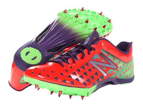 New Balance - WSD400 (Pink/Green) Women's Running Shoes