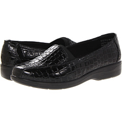SALE! $15 - Save $35 on Easy Street Gage (Black Patent Croco) Footwear - 69.99% OFF $49.99