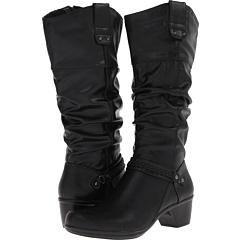 Easy Street Joya (Black Burnish) Footwear