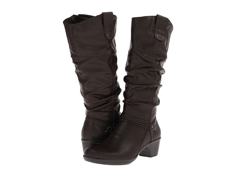 Easy Street - Joya (Brown Burnish) Women's Boots
