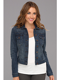 SALE! $59.99 - Save $19 on KUT from the Kloth Denim Jacket in Robust (Robust) Apparel - 24.06% OFF $79.00