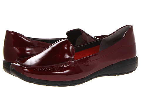 Easy Spirit - Abide 8 (Dark Red/Red) Women