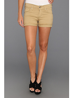 SALE! $41.99 - Save $108 on James Jeans Shorty in Tuscan Tan (Tuscan Tan) Apparel - 72.01% OFF $150.00