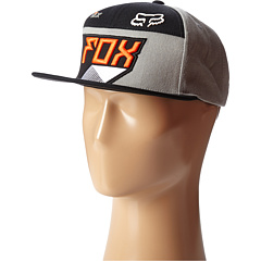 SALE! $15.99 - Save $14 on Fox Racer Snapback Hat (Black) Hats - 46.70% OFF $30.00