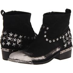 Matisse Paladin (Black Suede) Footwear