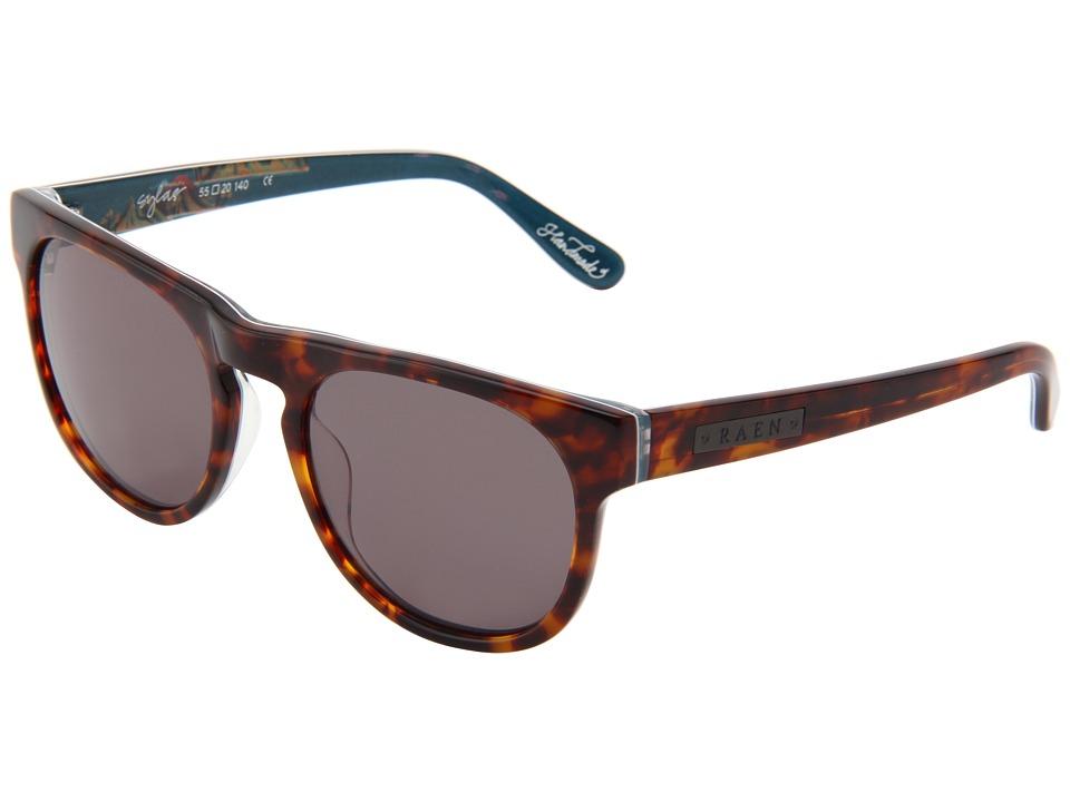 RAEN Optics - Sylas (Tortoise w/ Aloha Interior) Sport Sunglasses