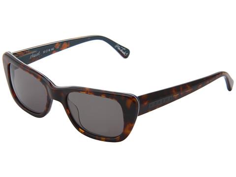 RAEN Optics - Chaise (Tortoise w/ Aloha Interior) Plastic Frame Fashion Sunglasses