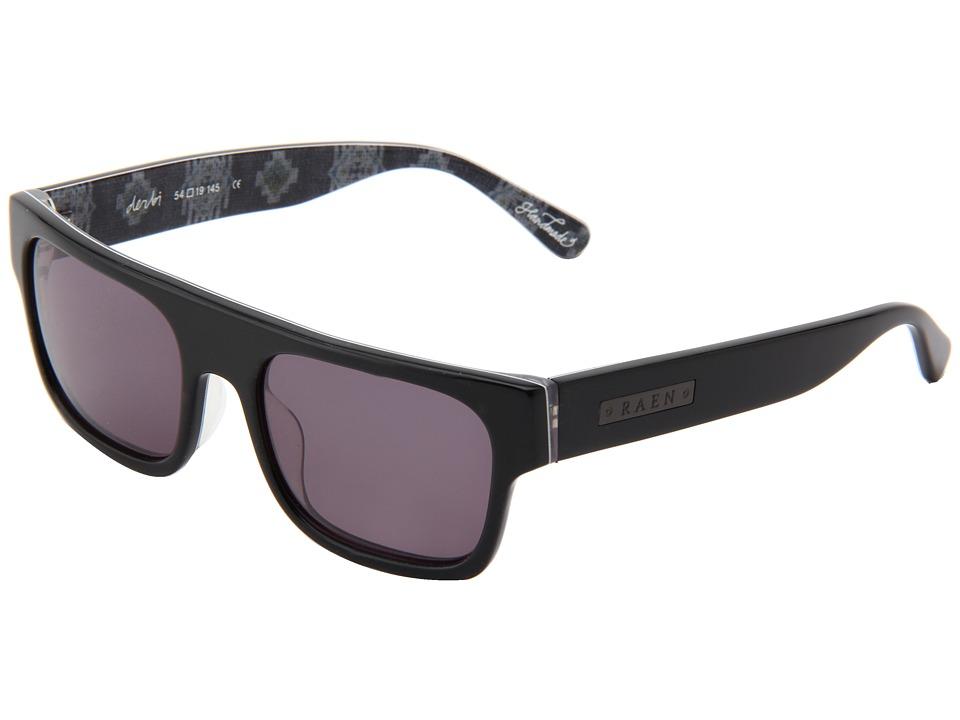 RAEN Optics - Derbi (Black w/ Nomad Interior) Sport Sunglasses