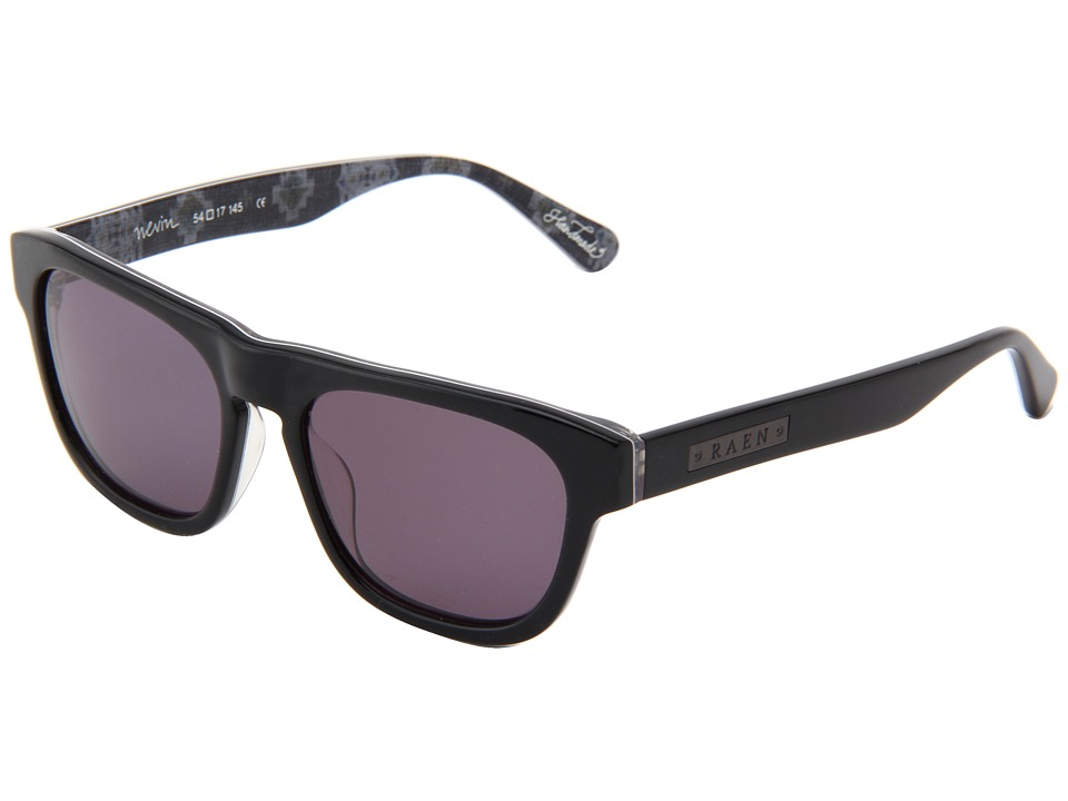 RAEN Optics - Nevin (Black w/ Nomad Interior) Sport Sunglasses