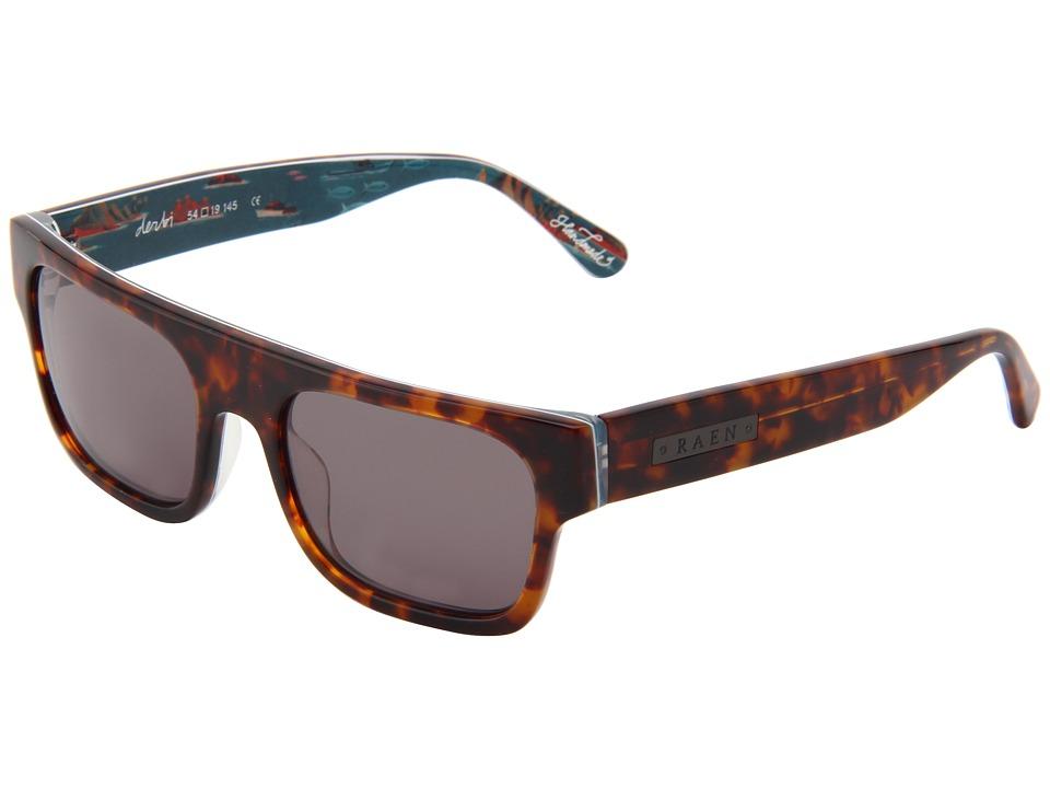 RAEN Optics - Derbi (Tortoise w/ Aloha Interior) Sport Sunglasses
