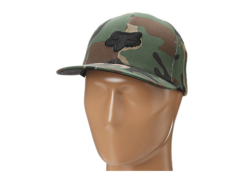 930b4fdf5ceadb ... UPC 887537210078 product image for Fox Legacy Hat (Camo) Caps |  upcitemdb.com