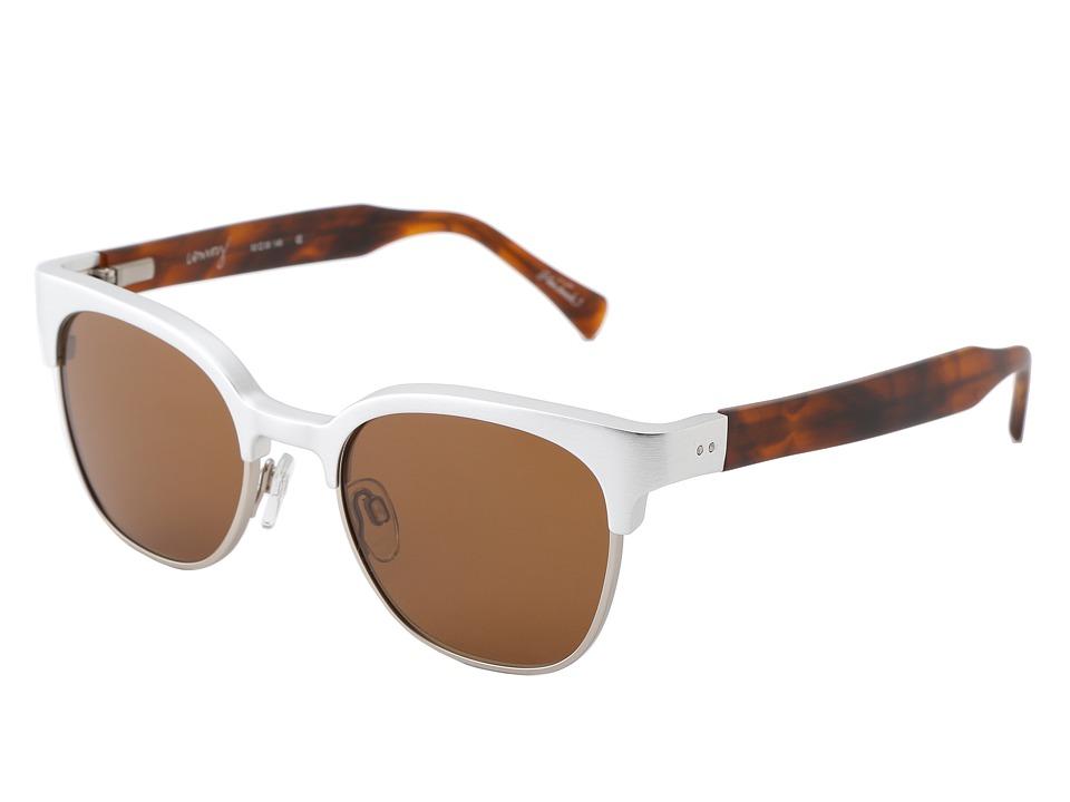 RAEN Optics - Convoy (Rootbeer Tortoise - Silver) Sport Sunglasses