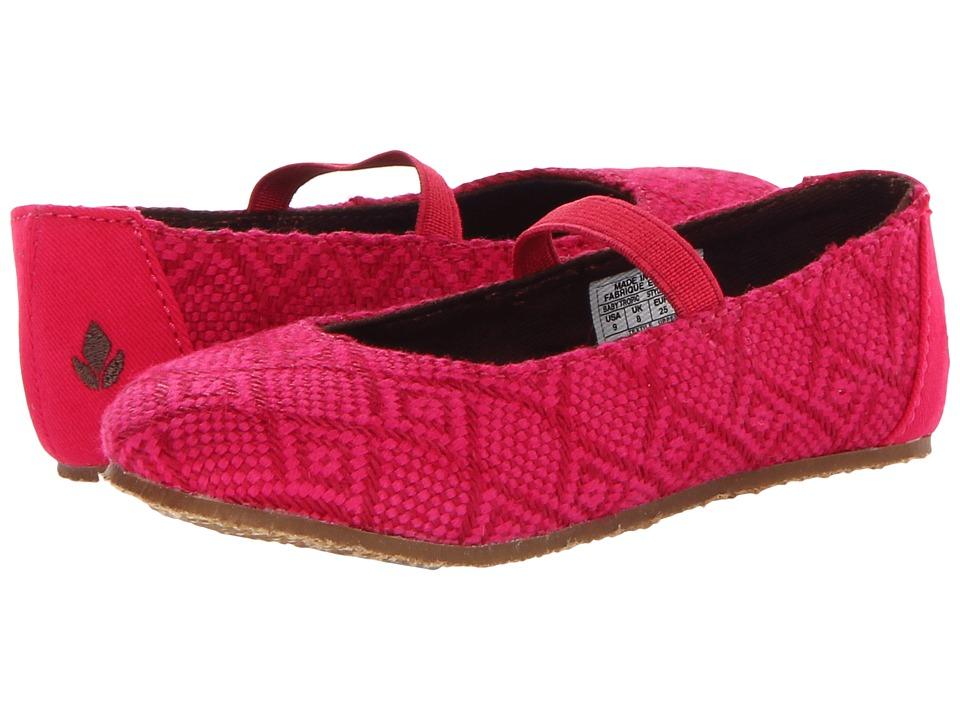 Reef Kids Tropic (Infant/Toddler) (Pink Diamond) Girls Shoes