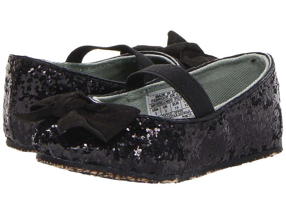 Reef Kids - Estrella Nights (Infant/Toddler) (Black) Girls Shoes