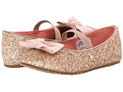 Reef Kids - Estrella Nights (Infant/Toddler) (Gold) Girls Shoes