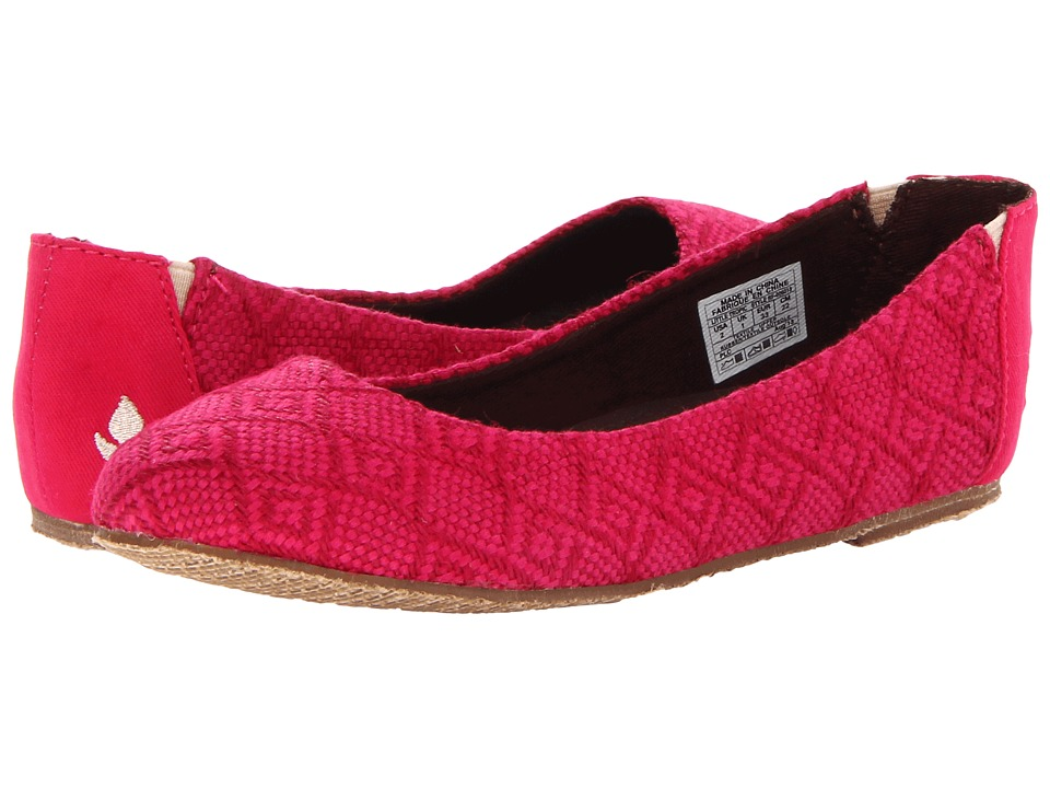 Reef Kids - Little Tropic (Little Kid/Big Kid) (Pink Diamond) Girls Shoes