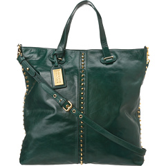 SALE! $196.99 - Save $238 on Badgley Mischka Katrina Tote (Forest) Bags and Luggage - 54.71% OFF $435.00