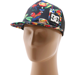 SALE! $8.99 - Save $11 on DC Blanderson Hat (Black Print) Hats - 55.05% OFF $20.00