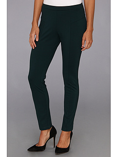 SALE! $49.99 - Save $58 on NIC ZOE Petite New Ponte Slim Pant (Deep Space) Apparel - 53.71% OFF $108.00