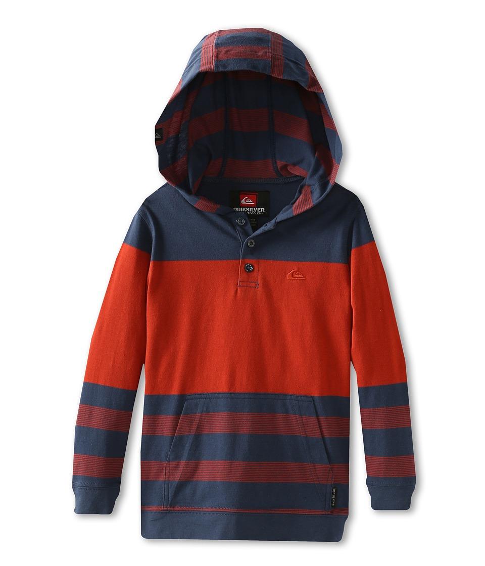 Quiksilver Kids Sand Dollar Boys Sweatshirt (Blue)