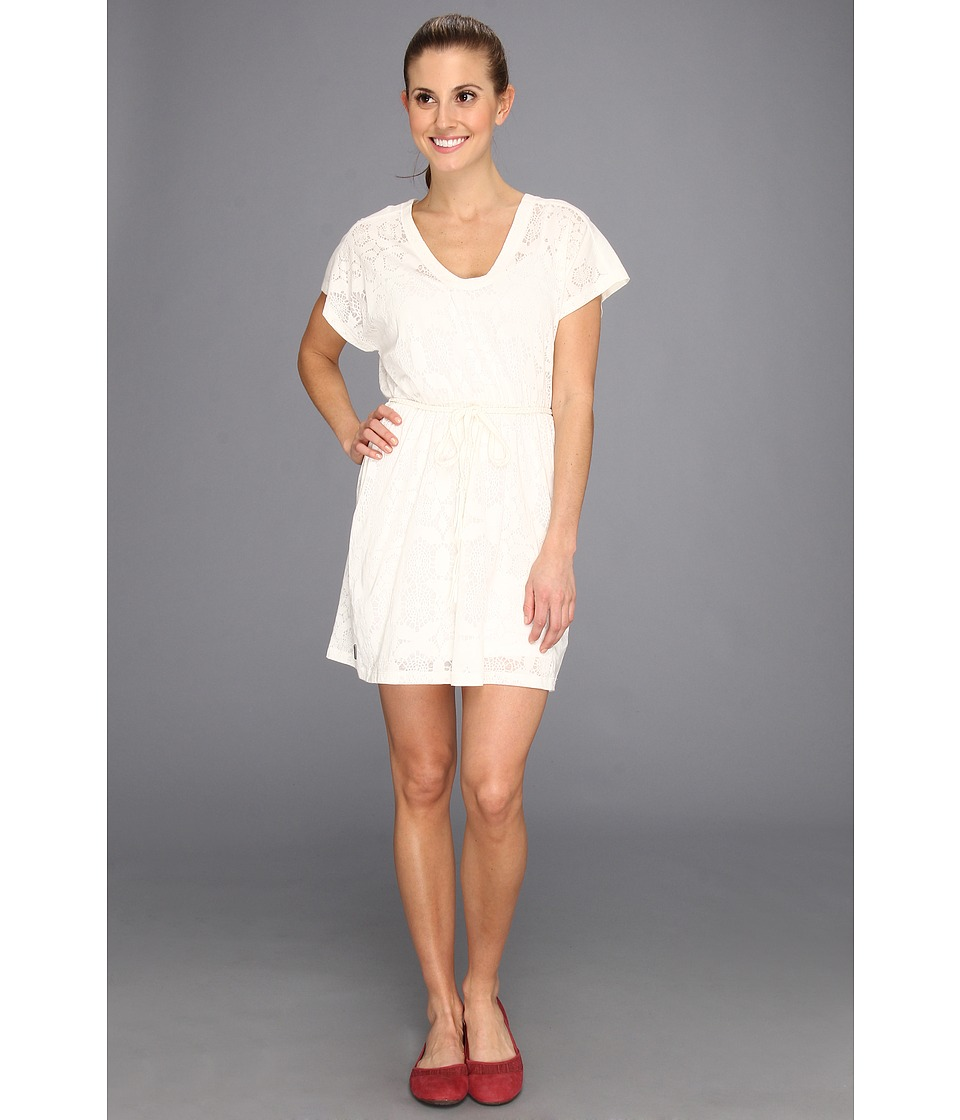 Lole - Rumba 2 S/S Dress (Sanaa Vanilla) Women's Dress