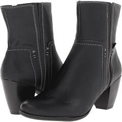 Natural Soul Winner (Black Smooth) Footwear
