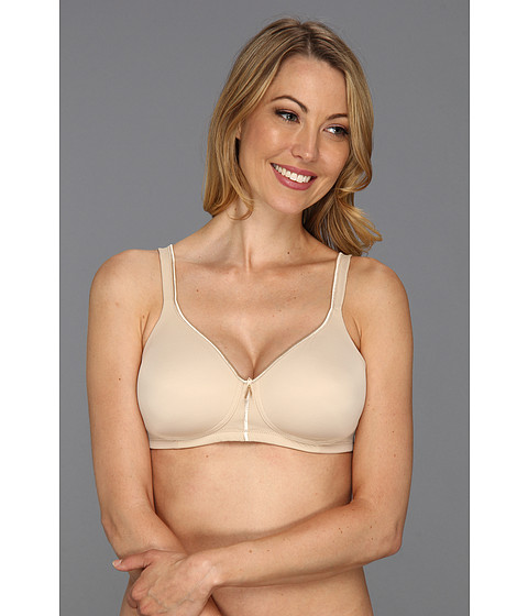 Vanity Fair - Body Caress Beauty Back Wire-Free (Damask Neutral) Women's Bra