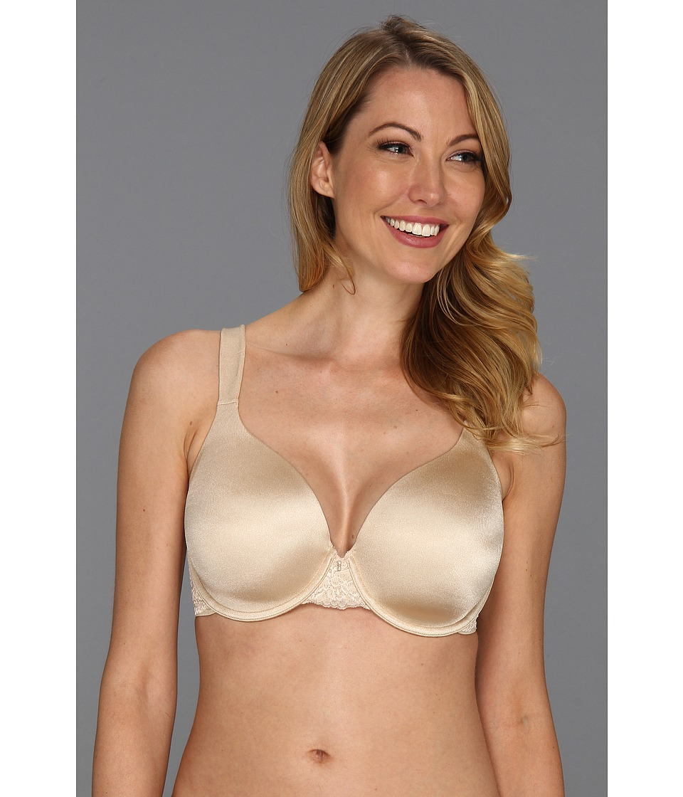 Vanity Fair - Beautiful Benefits Zoned-In Support Underwire (Damask Neutral) Women