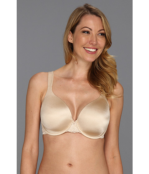 Vanity Fair - Beautiful Benefits Zoned-In Support Underwire (Damask Neutral) Women's Bra