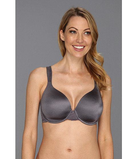 Vanity Fair - Beautiful Benefits Zoned-In Support Underwire (Steele Violet) Women