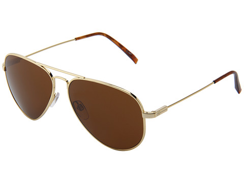 Electric Eyewear - Av1 Large (Gold/Melanin Bronze) Sport Sunglasses
