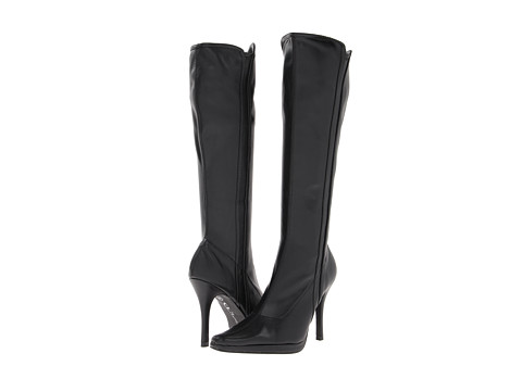 CL By Laundry - Flashlight (Black ML Stretch) Women's Dress Boots