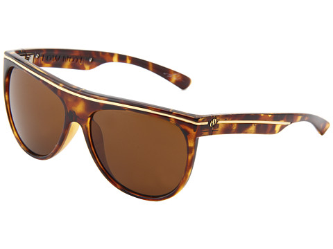 Electric Eyewear - Low Note (Tortoise Shell/Melanin Bronze) Sport Sunglasses